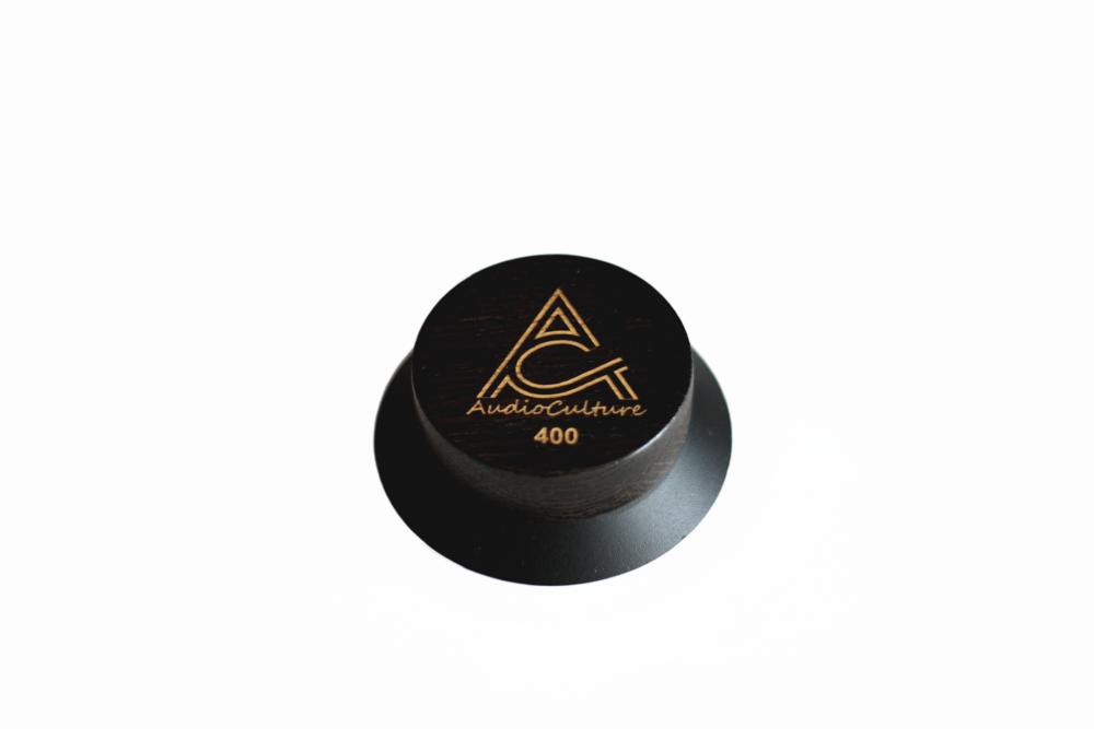 Docisk gramofonowy AudioCulture 400g ciemny